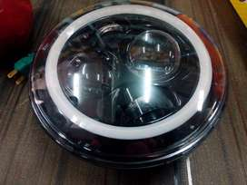 thar jeep projector head lamps
