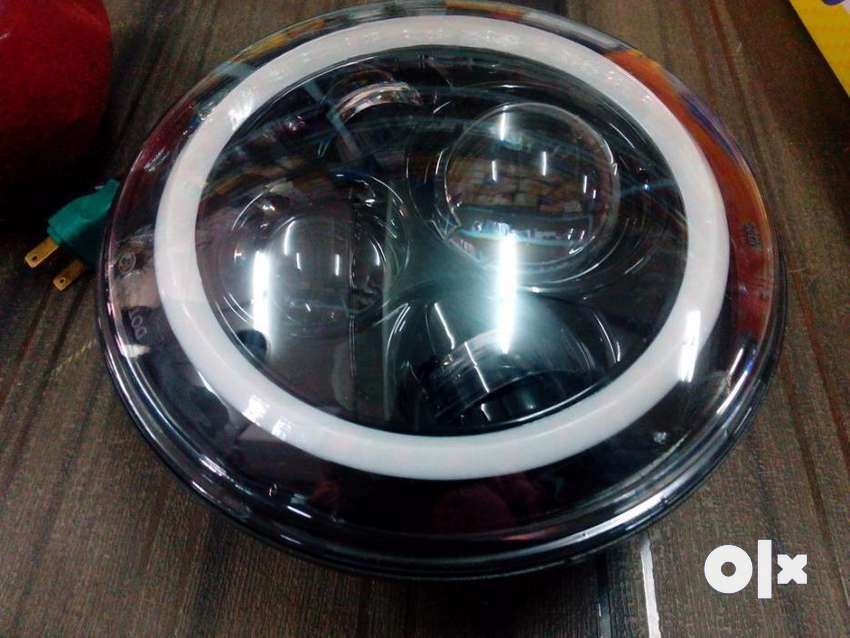thar jeep projector head lamps 0