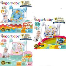 Sugarbaby bouncer electric