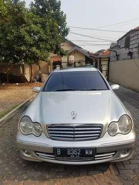 Mercedes Benz C240 A/T Elegance thn 2005