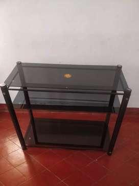 All Black - Simple Elegant TV Stand