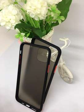 Soft touch case iphone 11pro max