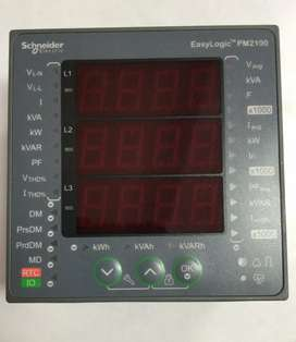 Schneider PM2120 Power Analyzer with RS485 communication