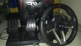 HORI RWA Racing Wheel Apex Steering PC PS4 PS3 Like Logitech G29