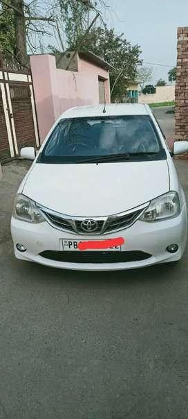 Toyota Etios Liva 2013 Diesel 98000 Km Driven