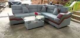 Sofa L minimalis new carlo
