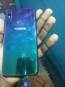 Mobistar x1 notch phone at lowest price.