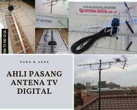 Toko dan Jasa Pasang Baru Antena Tv Digital
