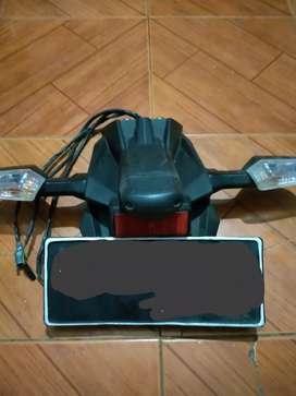 SPAKBOR SLEBOR belakang Ninja 250 F1 Original
