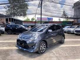 Toyota Agya 1.2 Trd 2018 manual plat BH terawat