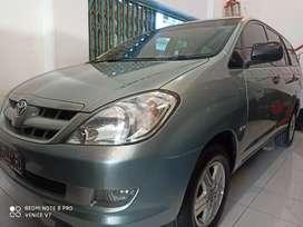 Toyota Innova G 2.0 VVTI 2006 AT Original mulus istimewa irit luas
