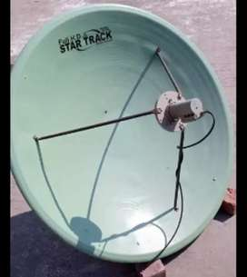 New Dish satellites full HD result channels kam rates
