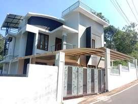 New 3 Bhk semi furnished house for sale Kakkanad near infopark