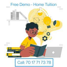 Free Demo - Home Tuition