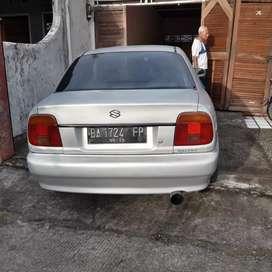 Dijual mobil suzuki type sedan baleno tahun 1997 mantap