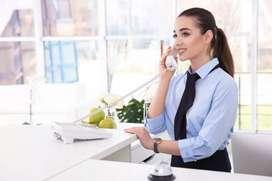 Receptionist requirements