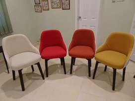 4 Bedroom Chairs