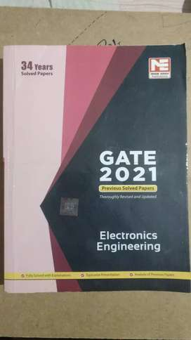 GATE 2021 Previous Sloved Papers (EC)