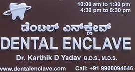 Dental enclave
