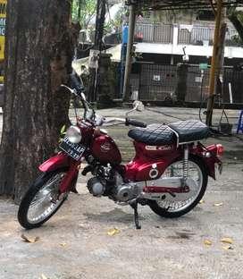 Honda C70 Street Cub Zundapp