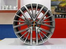 Velg Mobil Mercy, Innova dll Type SERENO L1122 HSR R17X7 H5X112