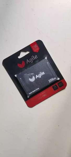 Agile SSD 256GB