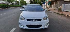 Hyundai Verna Fluidic 1.6 VTVT EX, 2013, Petrol