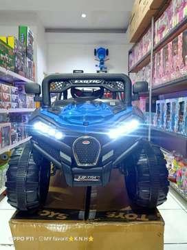 Mobil aki anak jeep 2