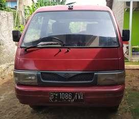 Jual mobil carry minibus 2002