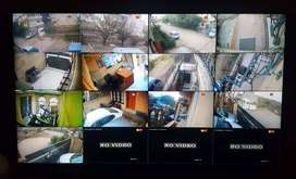 CCTV professional workers