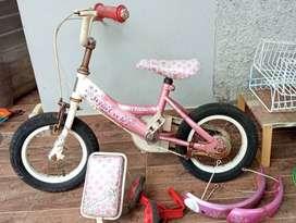 Sepeda Wimcycle anak ukuran ban 12 inchi