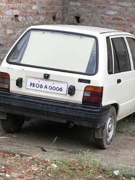 Maruti Suzuki 800 Std BS-II, 2004, Petrol