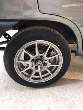 Mehran Alloy rims