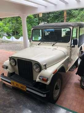 Mahindra Thar 2017 Diesel Well Maintained(Thar DI 4 wl drive)