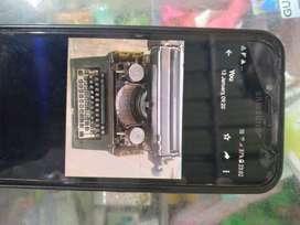 For sale manual typewriter facit machine