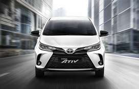 Toyota Yaris hasil kery bger on k sirf 20% advance k sath