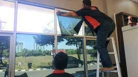 Kaca Film untk kaca Gedung jendela kantor,rumah, dll. Harga murah abis
