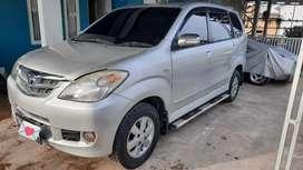 Toyota Avanza G MATIC Pajak Sampai Februari 2022