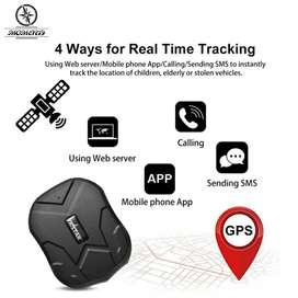 GPS TRACKER portable, pelacak kendaraan yg canggih/akurat/simple