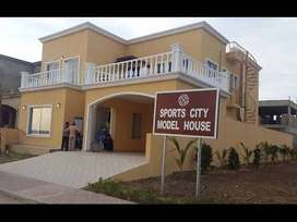 Sport City Ready villas available for sale