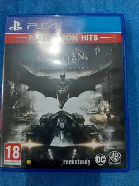 Ps4 batman arkham khnight
