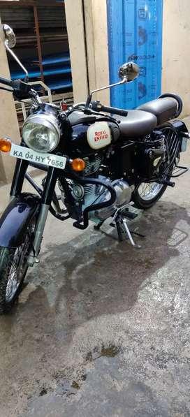 RoyalEnfield classic 350 superb condition well maintenance