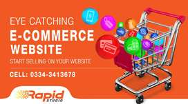 Website Development only 5,000 - Online Shopping - Wordpress Website