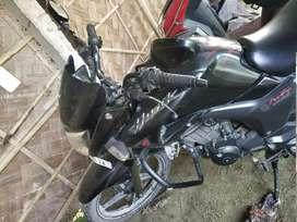 My hero Honda Hunk bike all in good condition