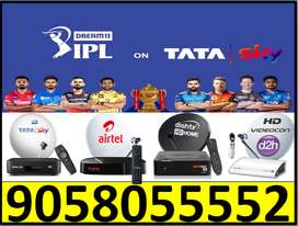 New Diwali damka Tata sky HD box Free New offers all India service COD