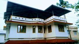 Aluva uc-collage, beautyful house for rent.