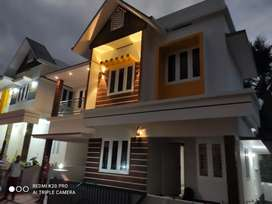 New house for sale at Pukkattupady near Infopark Kakkanad