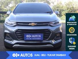 [OLX Autos] Chevrolet Trax 1.4 LT Turbo Premier A/T 2019 Abu - Abu