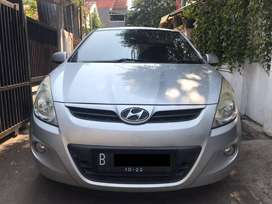 Hyundai i20 2009, Silver, Manual