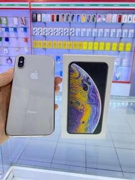 IPHONE XS 64GB FULLSET, BEKAS GARANSI INTERNASIONAL